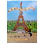 Gaspard à la Tour Eiffel
