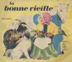 école : références: Marie Colmont, La bonne vieille (1958)