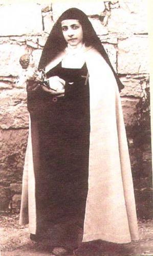 Bienheureuse Marie Candide de l'Eucharistie BARBA. Carmélite italienne († 1949)