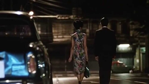 In the Mood for Love - Wong Kar-wai (2000)