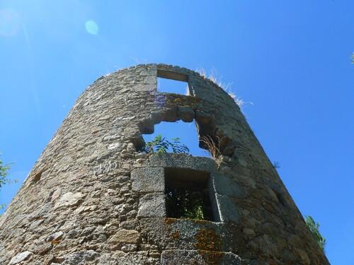 Les moulins de Saint-Clémentin....