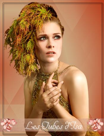 FAU0017 - Tube femme automne