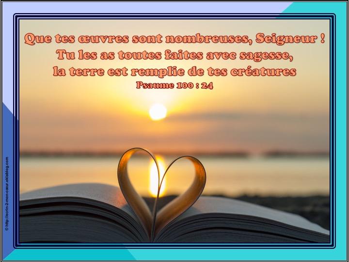 Ronde Versets du coeur 95