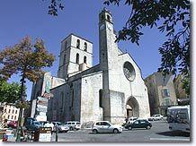 Forcalquier, église