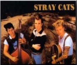 Stray Cats - Twenty-Flight Rock