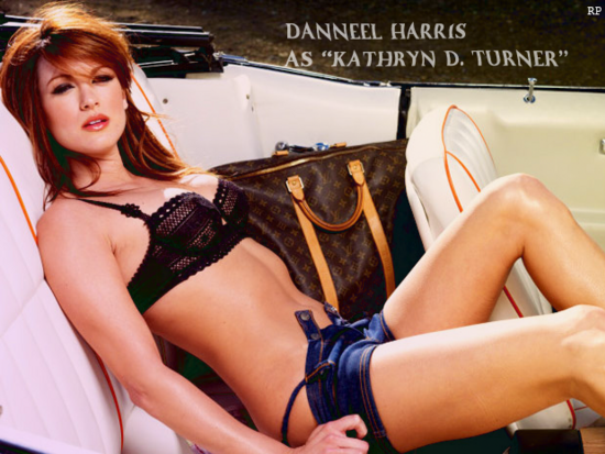 Danneel Harris Revenge (Kidnapping 2)