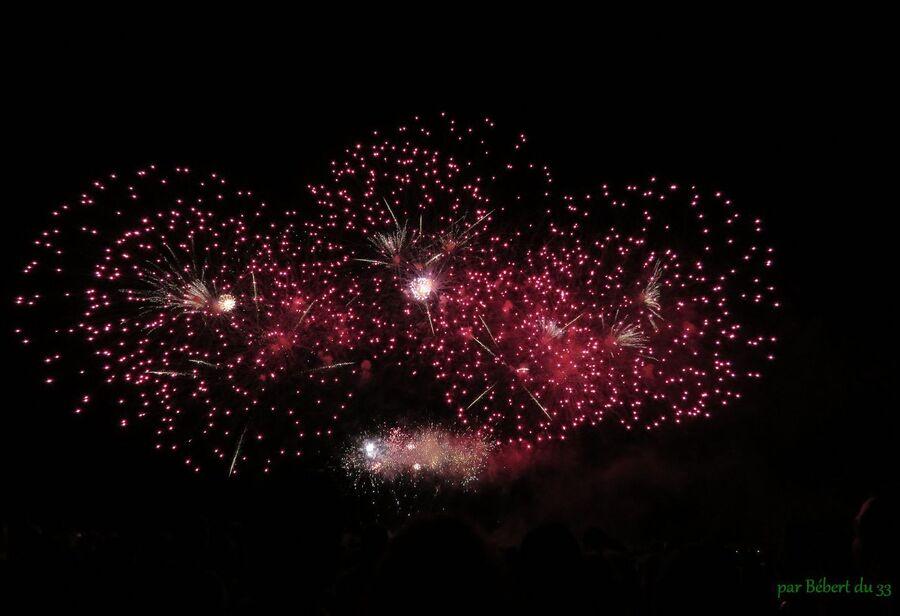 la fête du vin à Bordeaux 33