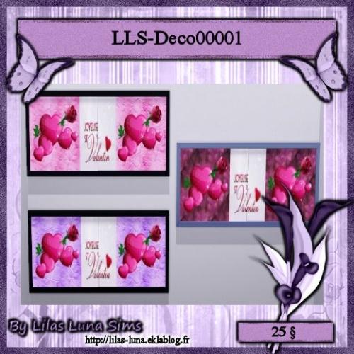 ♥ LLS-Déco00001 ♥