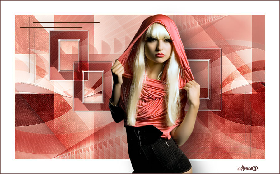 Fashion girl - Tutos 2012