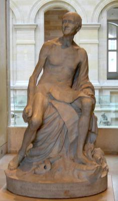 né un 26 Janvier 1714, Jean Bapise Pigalle, Sculpeur
