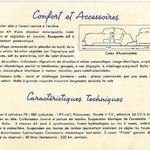 La traction 11 BL Décembre 1952