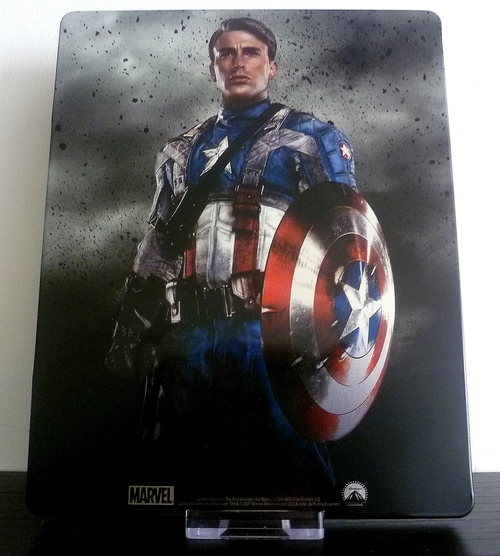 CAPTAIN AMERICA (Exclu Amazon) - (FR)