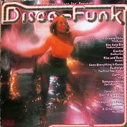 V.A. - Disco Funk - Complete LP