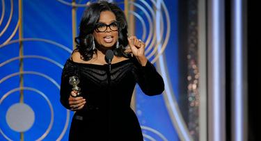 """Oprah Winfrey présidente des Etats-Unis en 2020... Elle y """"réfléchit activement"""""""