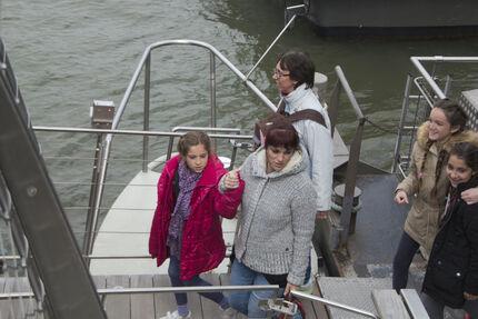 Samedi 14 mai - Promaneade bateau mouche