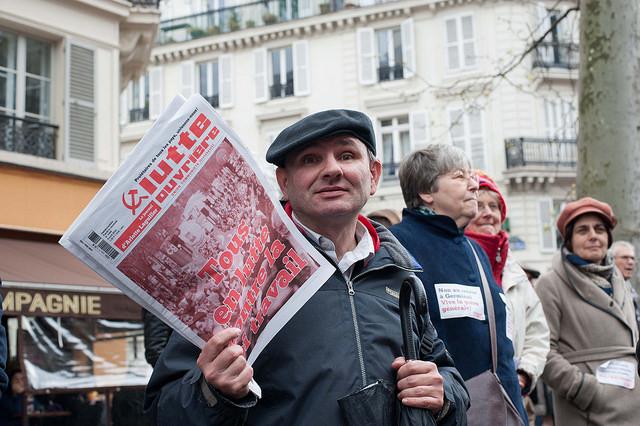 La mobilisation contre la loi travail du PS monte dans toute la France