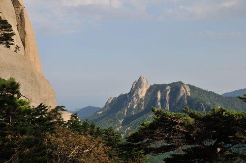 19 au 23 septembre Sokcho, Seoraksan et Ulsan Bawi