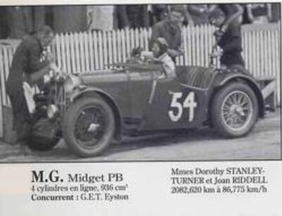 MG (1937-1965)