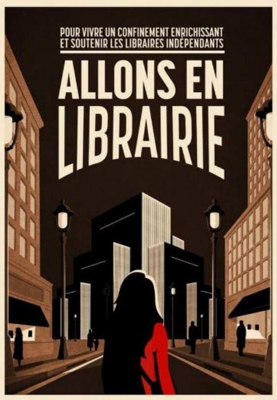 Soutien à nos partenaires libraires !