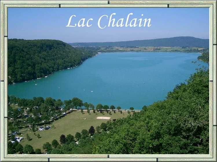 Le lace de Chalain