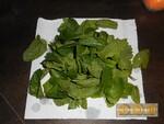 Thé vert glacé à la menthe