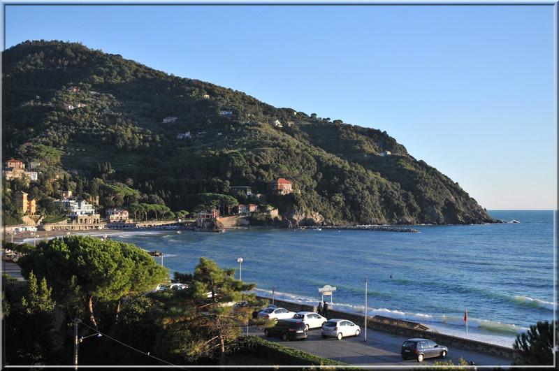 Italie, les 5 Terres : Levanto