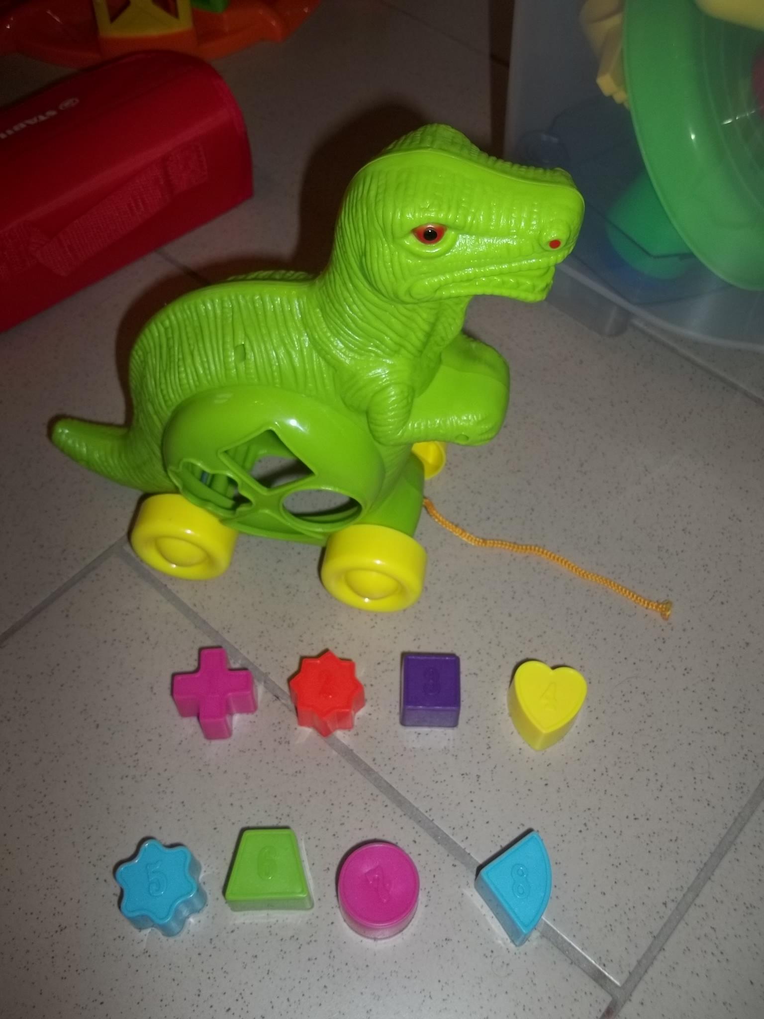 Différentes Les De Dinosaure Avec Formes Jem 004 Ventes Roulant eBCxod