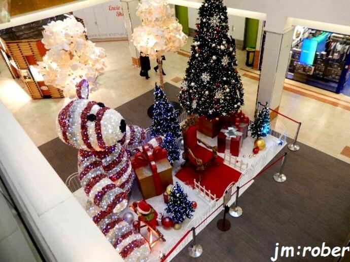 La magie de Noël s'affiche bien avant l'heure....