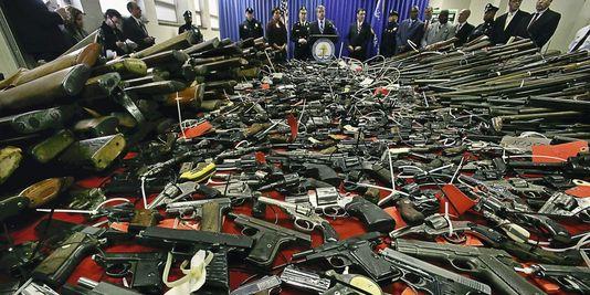 Entrée en vigueur du Traité sur le commerce des armes