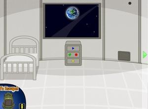 Jouer à Yo Escape space