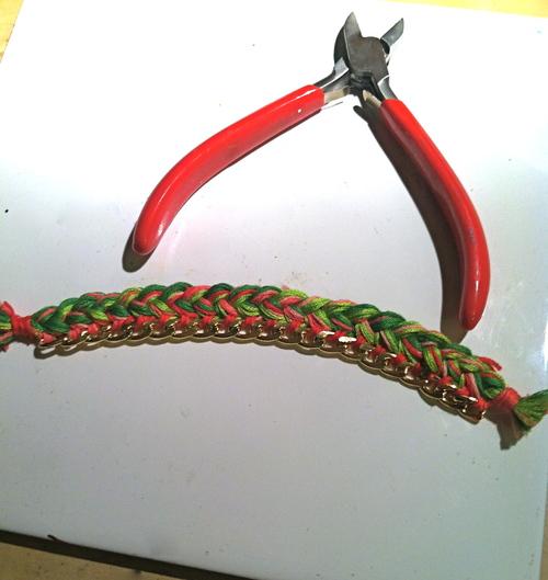 Un nouveau bracelet facile à faire
