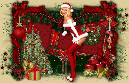 Le Ghirlande di Natale