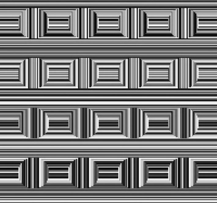 Cette illusion d'optique surprenante cache 16 cercles : saurez-vous les voir ?