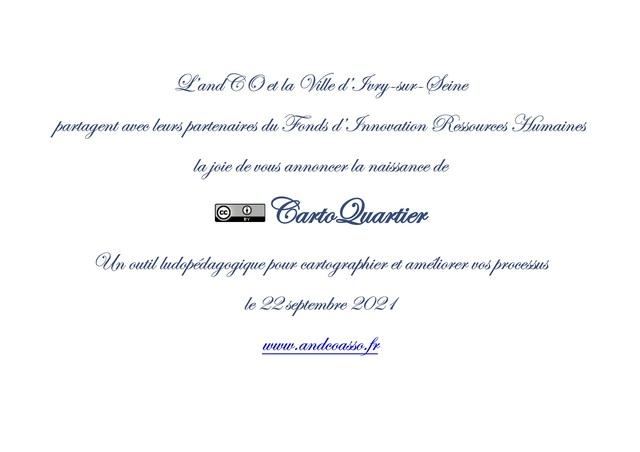 CartoQuartier