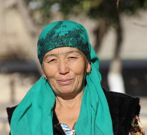 Sourires ouzbeks