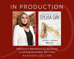 Afterburn - Aftershock de Sylvia Day