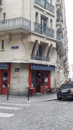 Objectif Montmartre et la Halle St Pierre - Lenaïg