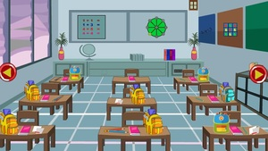 Jouer à Class room escape