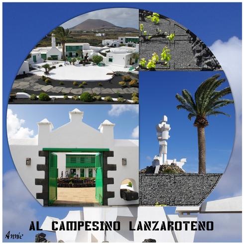 Un aperçu de Lanzarote, île des Canaries