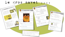 Lecture CP-CE1 : Le gros navet