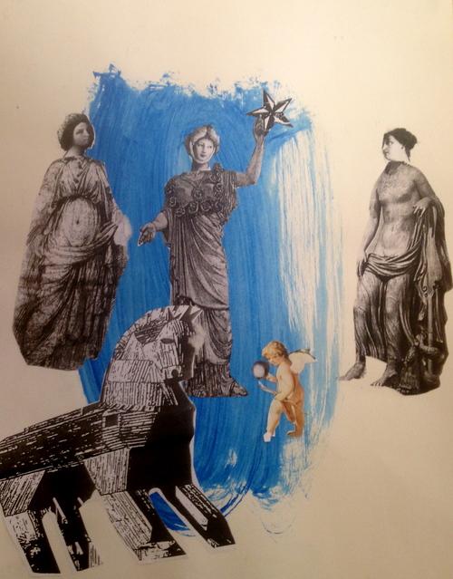 La Mythologie en Arts Visuels