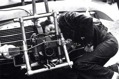 """Court métrage= """"C'etait un rendez-vous"""" de Claude Lelouch (1976)."""