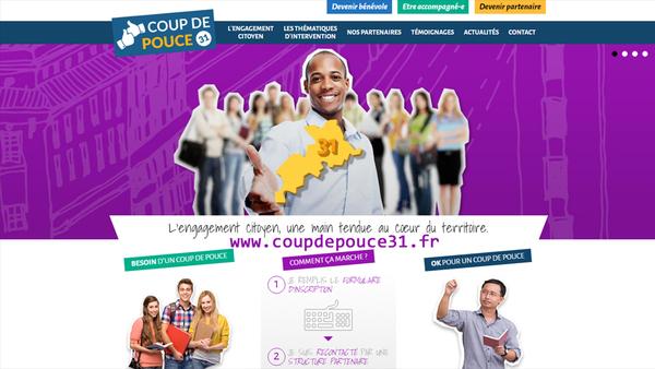L'ENGAGEMENT CITOYEN - www.coupdepouce.fr