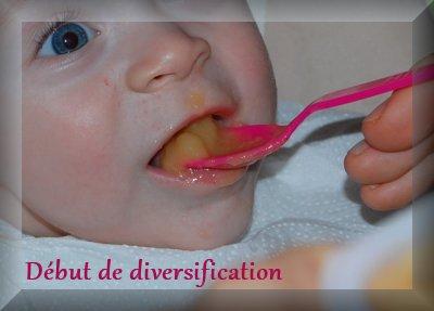 Début de diversification