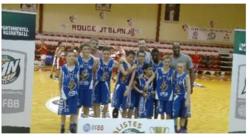 Vice champion de l'Ain 2ème série en U13 garçons!