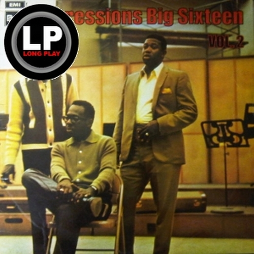 "1968 : Album "" Big Sixteen Vol. 2 1963-1968 "" Stateside Records SSL 10279 [ UK ]"