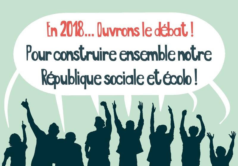 Vœux2018 de l'Autre Gauche-Brest Nouvelle Citoyenneté