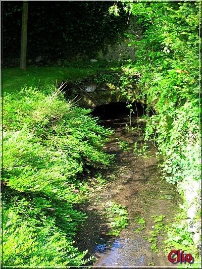 L'eau à Annevoie -Jardins