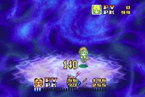 Sword of Mana - chapitre 12 - Le sanctuaire Mana
