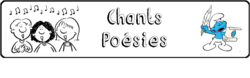 chants poésies